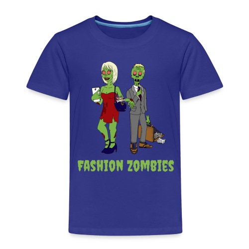 Fashion Zombie - Kids' Premium T-Shirt