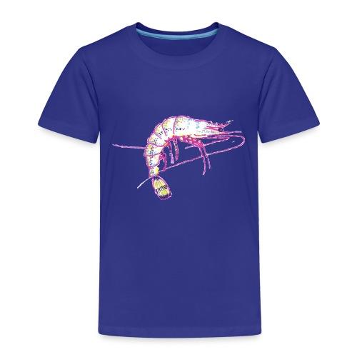 WinkingPrawn - Kids' Premium T-Shirt
