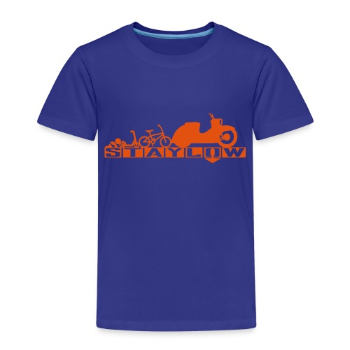 STAYLOW BMX - Kinder Premium T-Shirt