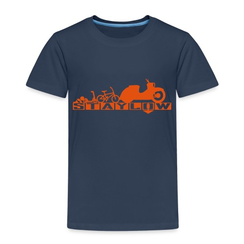 STAYLOW BMX - Kinder Premium T-Shirt