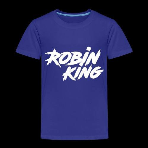 ROBIN KING - Premium-T-shirt barn
