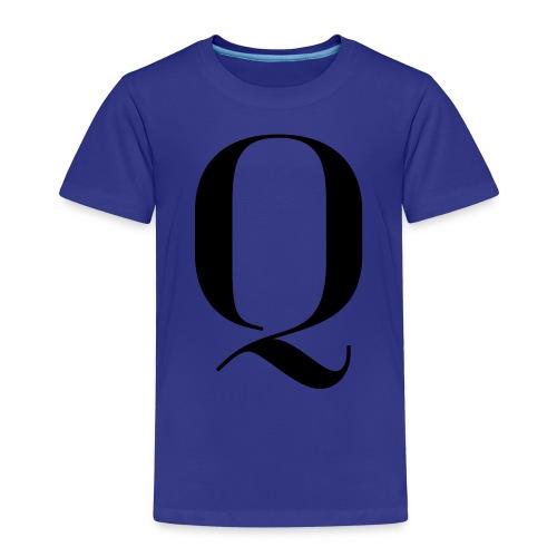 Q - Kids' Premium T-Shirt