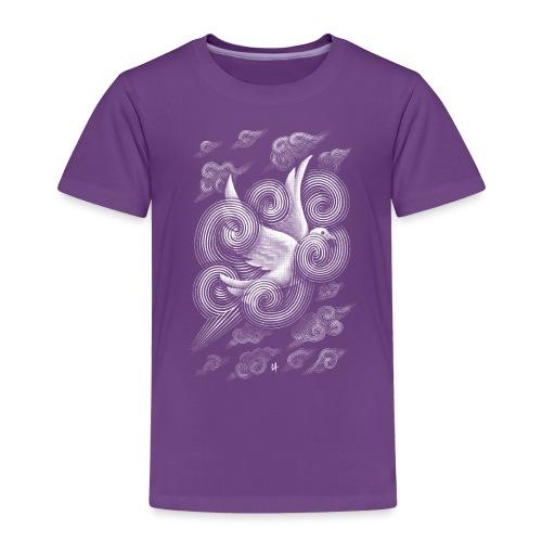 Crossing Clouds - Kids' Premium T-Shirt
