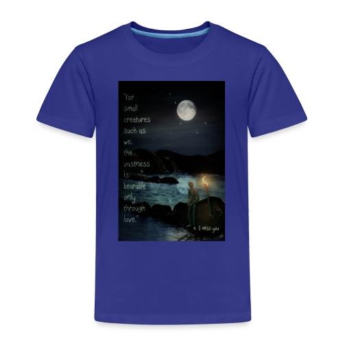 I miss you - Kids' Premium T-Shirt