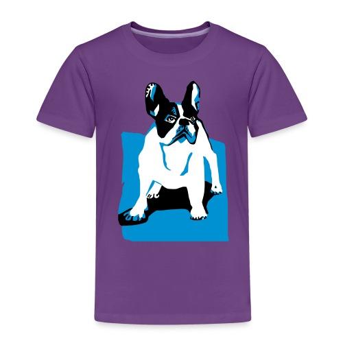 franz bulldog - Kinder Premium T-Shirt
