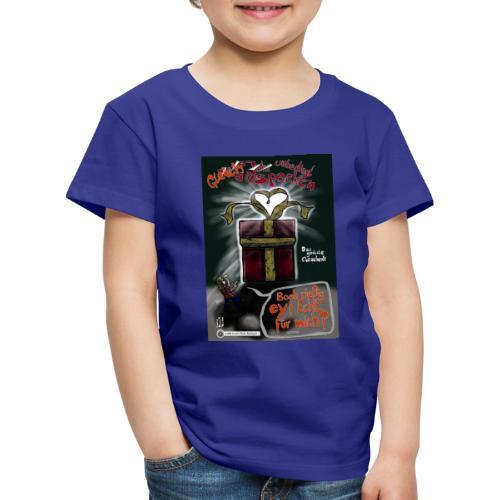 Design Das geilste Geschenk gleich auspacken - Kinder Premium T-Shirt