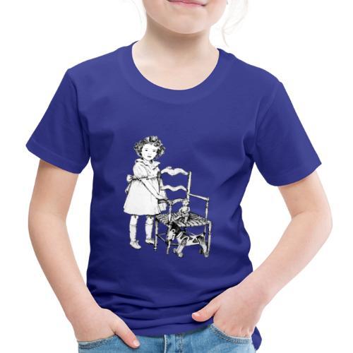 Nelly et sa chaise - T-shirt Premium Enfant