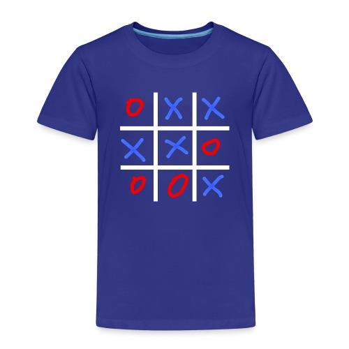 TIC TAC TOE - T-shirt Premium Enfant