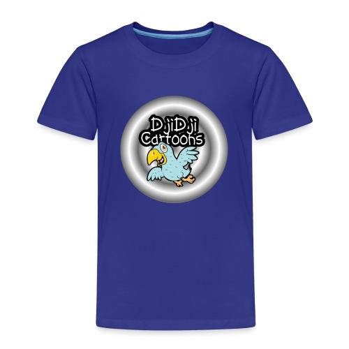 Birdringtoons - Kinderen Premium T-shirt