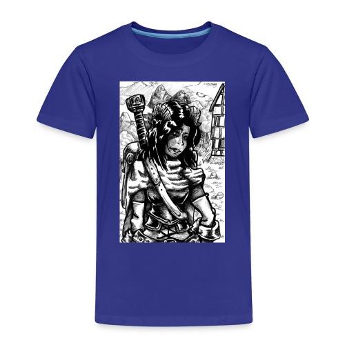 Aelyn - T-shirt Premium Enfant