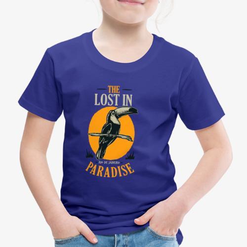 Oiseau - T-shirt Premium Enfant