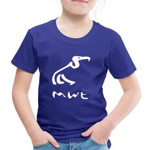 mwt avec nom - Kinder Premium T-Shirt