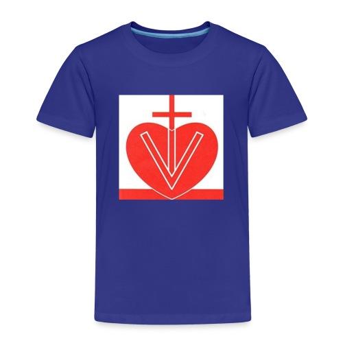 Visk stor - Premium-T-shirt barn
