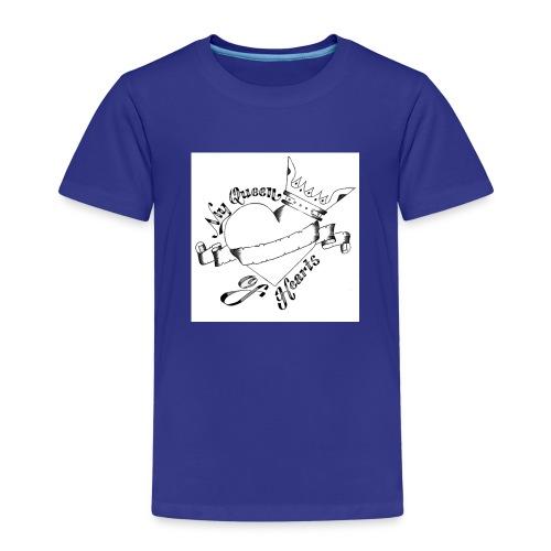queen of hearts - Kinder Premium T-Shirt