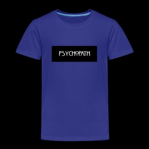 PSYCHOPATH - Koszulka dziecięca Premium
