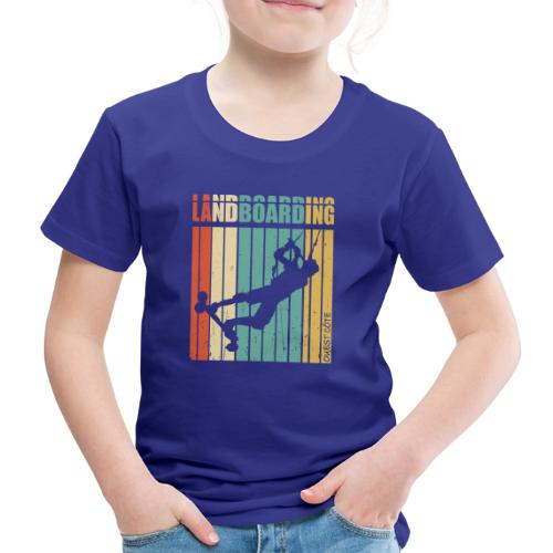 Kite Landboarding Ouest Côte - T-shirt Premium Enfant