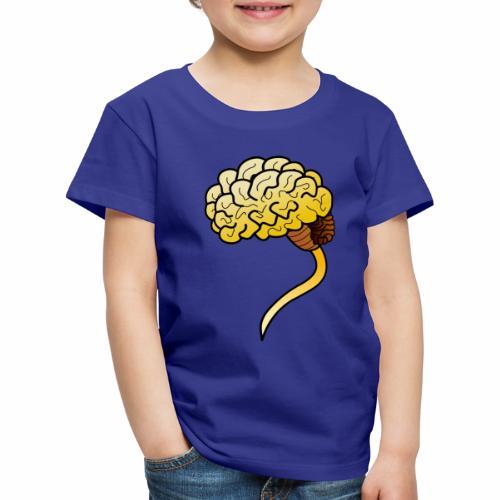 Brain - Kinder Premium T-Shirt