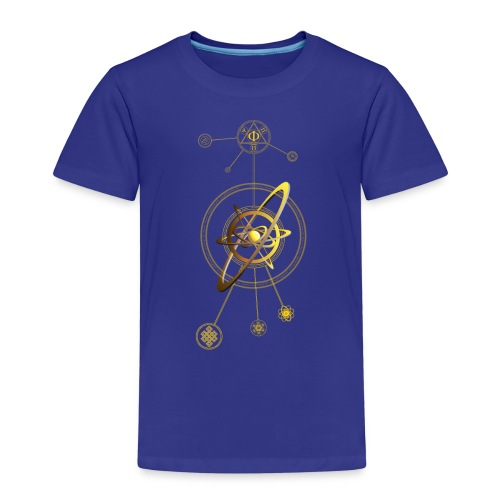Aurea aNu Universo Spiritualis - Kids' Premium T-Shirt