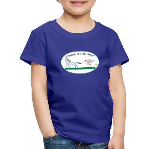 Il Palio de Lu Ricchiappe - Maglietta Premium per bambini