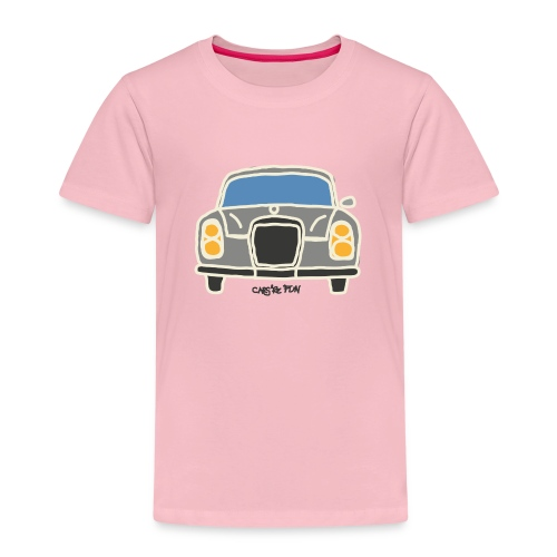 Voiture ancienne mythique allemande - T-shirt Premium Enfant