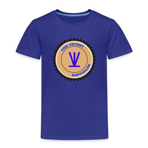 Von Vecent Empfohlen - Kinder Premium T-Shirt
