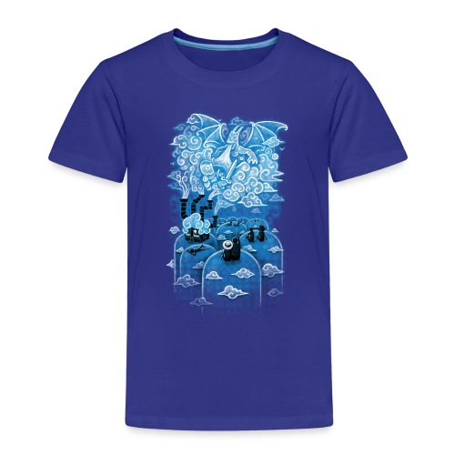 Cloud Concert - Kids' Premium T-Shirt