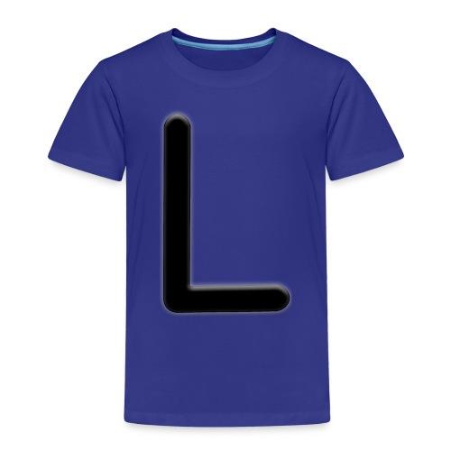 L - Lasten premium t-paita