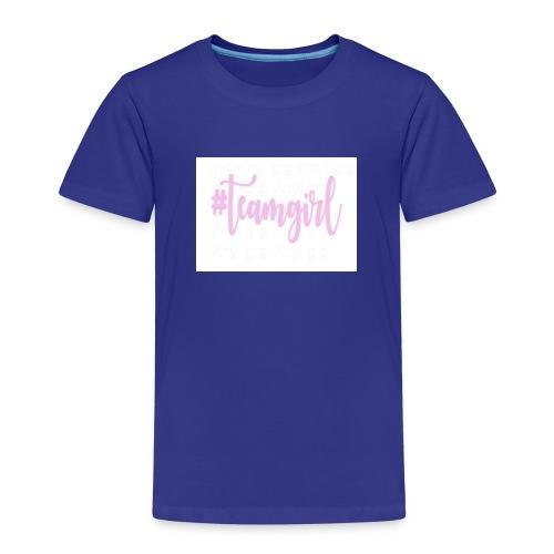 Team girl - Kinderen Premium T-shirt