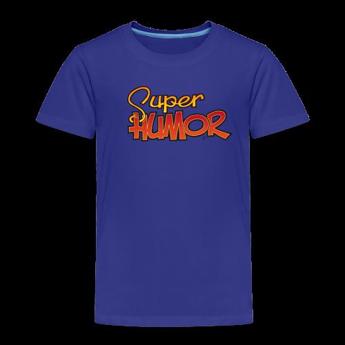 Super Humor - Camiseta premium niño