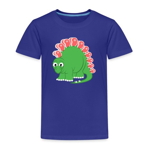 Steakosaurus - Kinder Premium T-Shirt
