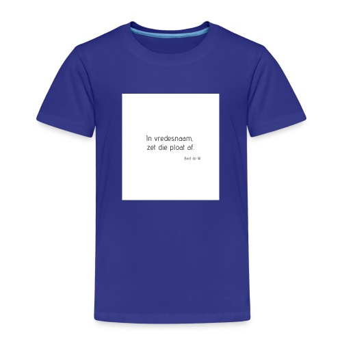 Design - Kinderen Premium T-shirt