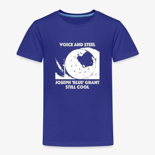 VOICE AND STEEL / STEEL DRUM - Kinder Premium T-Shirt