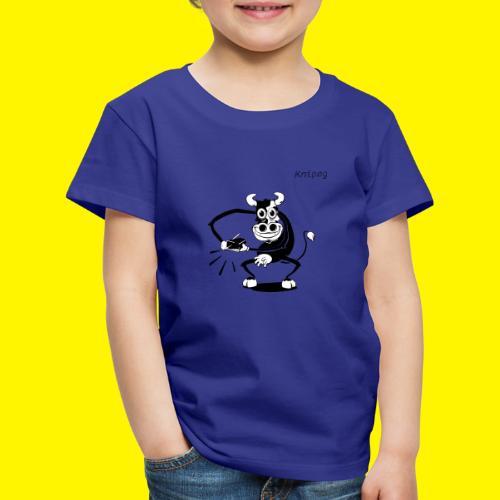 MORE COWBELL - Kinderen Premium T-shirt