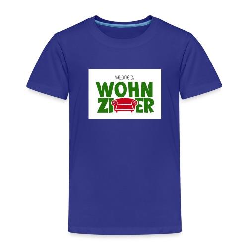 Wohnzimmer-Logo - Kinder Premium T-Shirt