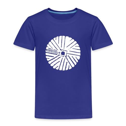 White chest logo sweat - Kids' Premium T-Shirt