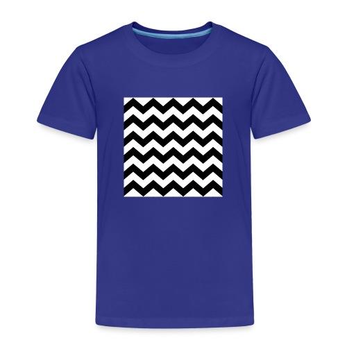 zigzag png - T-shirt Premium Enfant