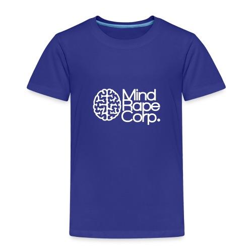 MindRape Corp Snapback Hat Black-Gray - Kids' Premium T-Shirt