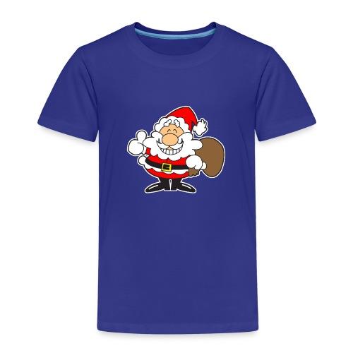 Santa_Cool01-png - Camiseta premium niño