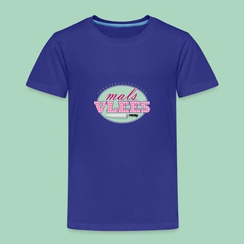 Theatercollectief Mals Vlees logo - Kinderen Premium T-shirt