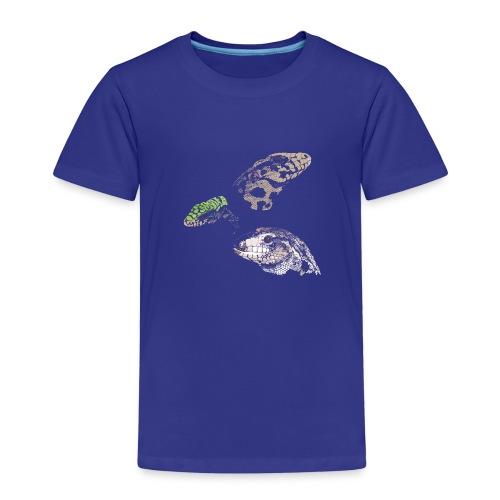 t shirt trio tegu - Maglietta Premium per bambini