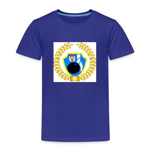 Wappen kranz - Kinder Premium T-Shirt