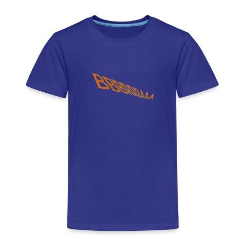 1 LOGO FÜR T SHIRT png - Kinder Premium T-Shirt
