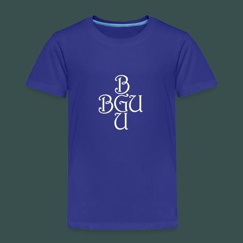 BGU - Kinder Premium T-Shirt
