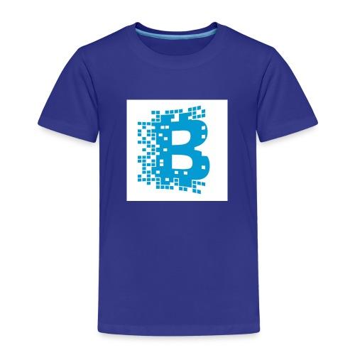 blockchain - Kinderen Premium T-shirt