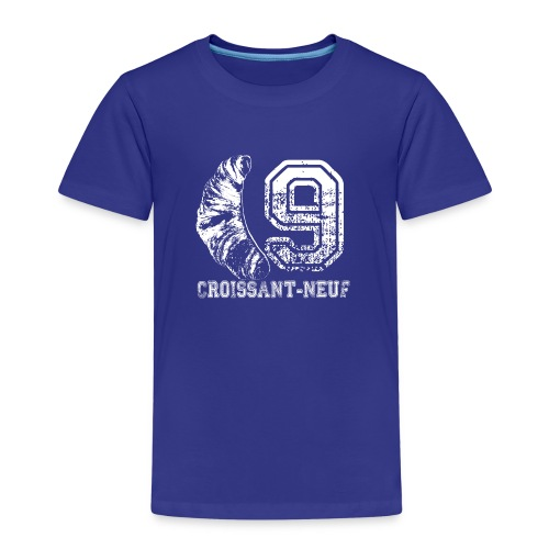 Croissant-Neuf - Kids' Premium T-Shirt