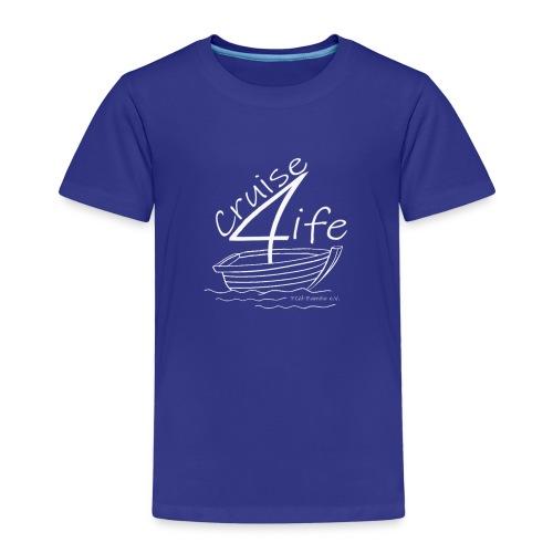 #Cruise4Life Spendenaktion von PCH-Familie e.V. - Kinder Premium T-Shirt