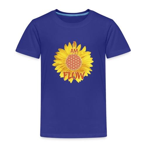 I AM FLOW - Kids' Premium T-Shirt