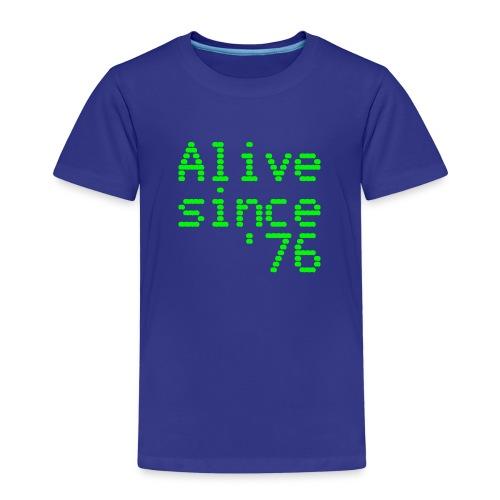 Alive since '76. 40th birthday shirt - Kids' Premium T-Shirt