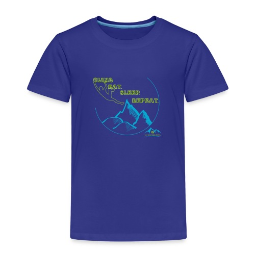 Grimpe - T-shirt Premium Enfant
