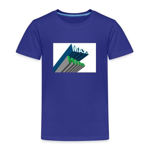 MAXIHIM - Premium T-skjorte for barn